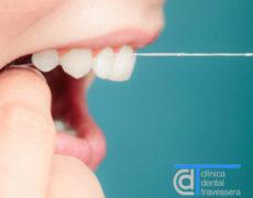 ¿Utilizas Hilo Dental en tu cepillado?