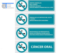 Fumar impacto negativo para tu salud bucal